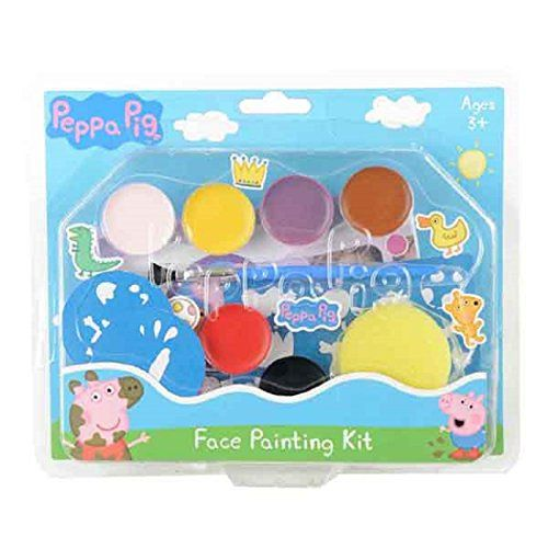 Fab Peppa Pig Face Painting Kit