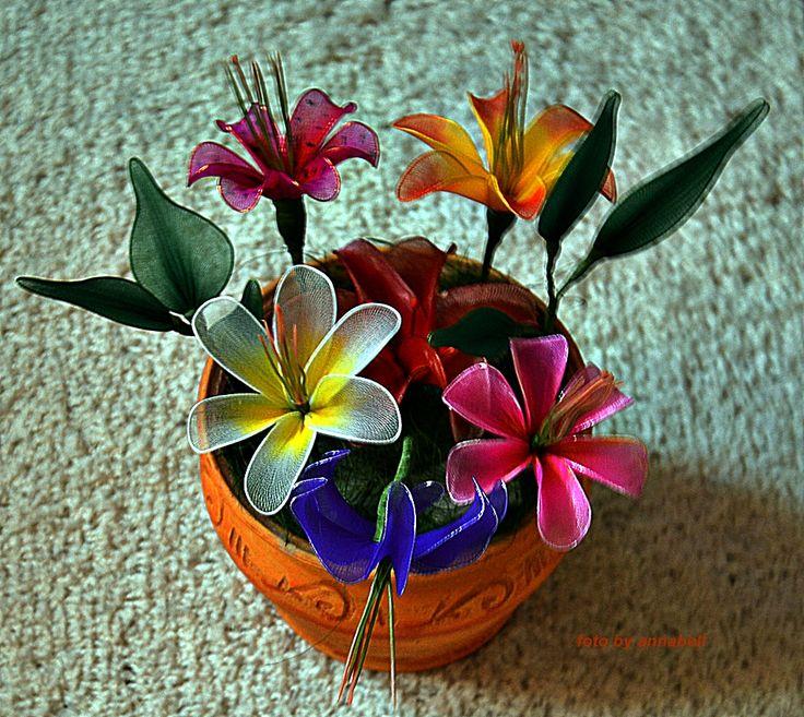 Liliom csokor