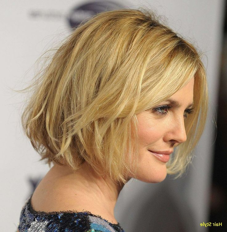 New Bob Hairstyles Tiered Short