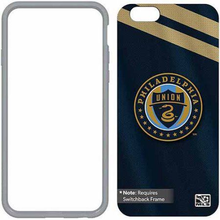 Philadelphia Union Jersey Design on Apple iPhone 6 Switchback Extra Backplate by Coveroo