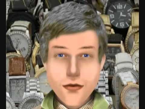 Deutsche Automatikuhren Herren Armbanduhren Vorlese Avatar