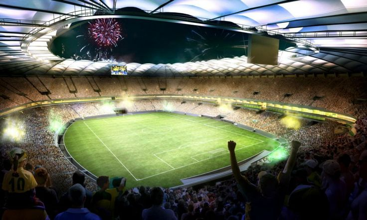 Brasil 2014 Copa chegou!