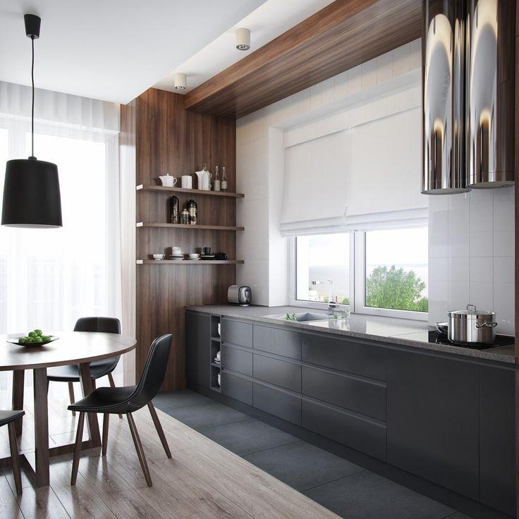 Кухня - ALNO. Современные кухни: дизайн и эргономика   PINWIN - конкурсы для архитекторов, дизайнеров, декораторов