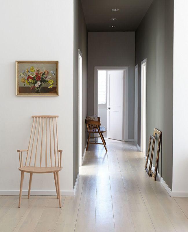 Quelle Peinture Choisir Pour La Deco Du Couloir My Blog Deco Idee Deco Couloir Decorer Un Couloir Couloir Long