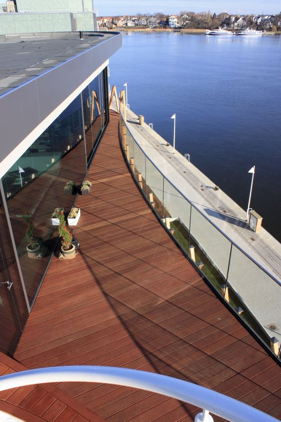 #penthouse #rostock #hafen #wasser #terrasse #ostsee #wohnung