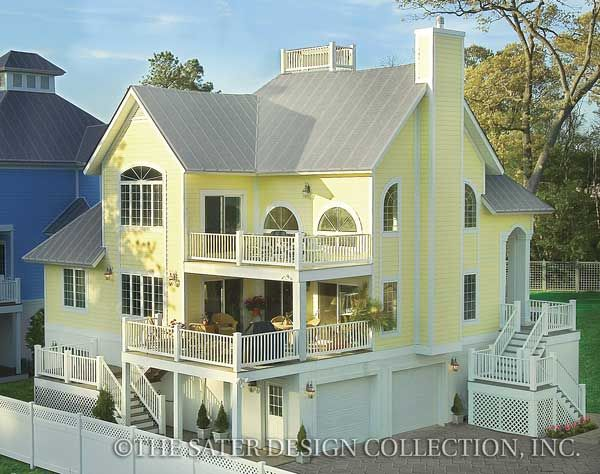 91 best Cottage House Plans - The Sater Design Collection images ...