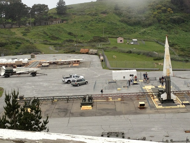 Nike Missile Site Museum, Marin Headlands. San Francisco