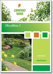 Top 25 ideas about Lawn Care on Pinterest | Shops, Flyer template ...