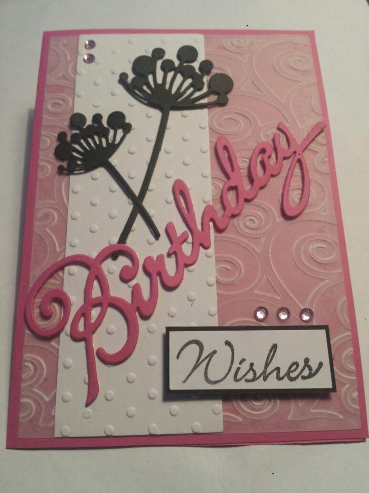 Birthday wishes..