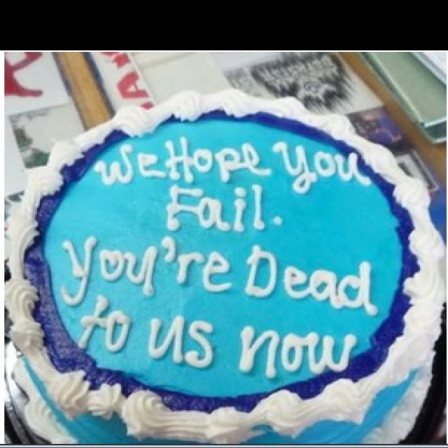 Cake Decorating Ideas For New Job : Going away to a new job? Lmao! Yesss! Going Away Party ...