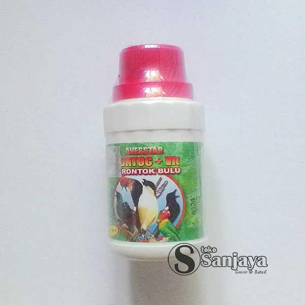 Aves Star Rontoc+ Vit, Perontok Bulu Plus Vitamin