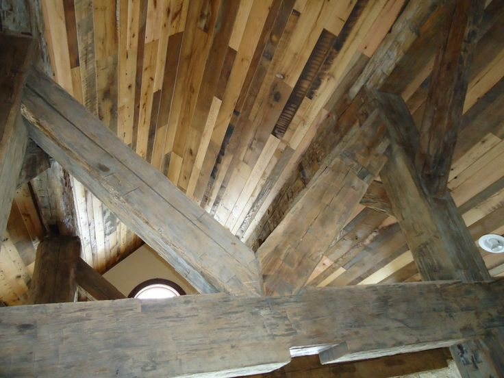 Reclaimed Beams Pine Ceiling Board Reclaimed Wood