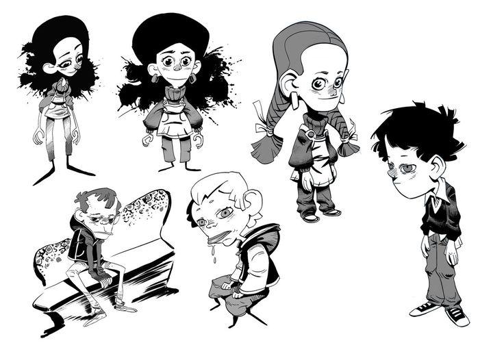 Character Design Outlets : Best art:enrique fernandez images on pinterest