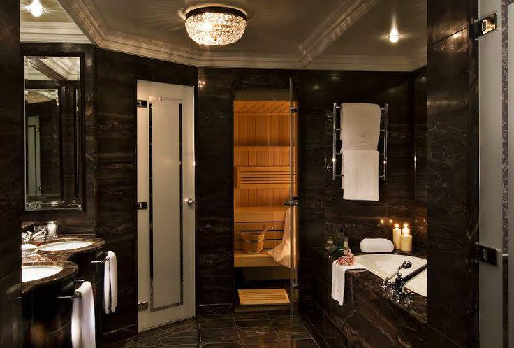 Presidential Suite Bathroom <3 #truebeauty