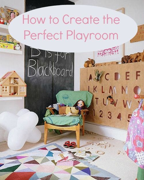 Top Tips: How to Create the Perfect Playroom