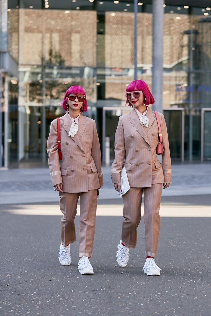 The Latest Street Style From London Fashion Week Cool