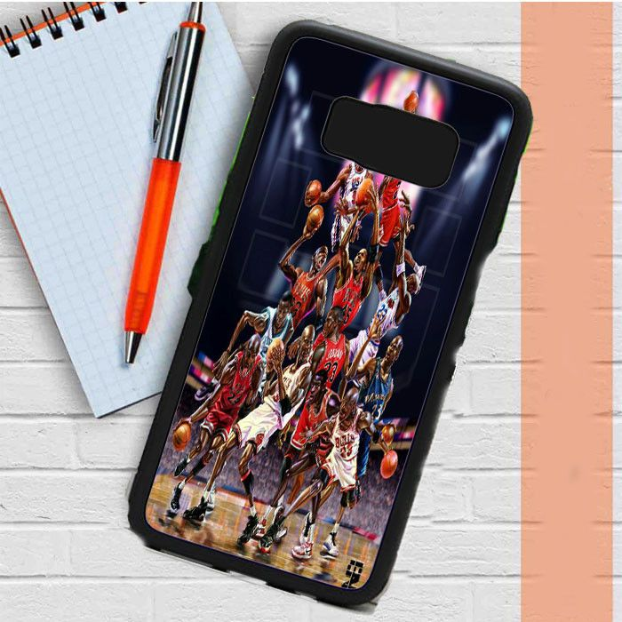 Nba Star Best Basket Ball Samsung Galaxy S8 Case Dewantary