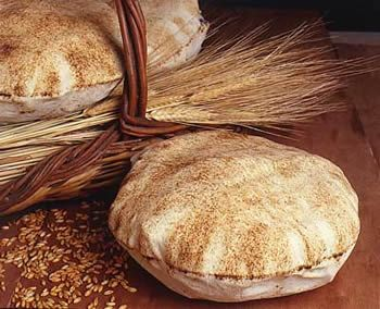 Lebanese Bread Recipe. #Food