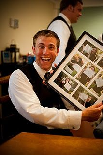 Groom's Wedding Gift Pictures: I-Can't-Wait-To-Marry-You-!