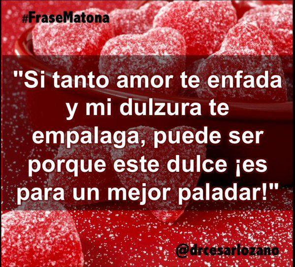 #FraseMatona #Sopas !
