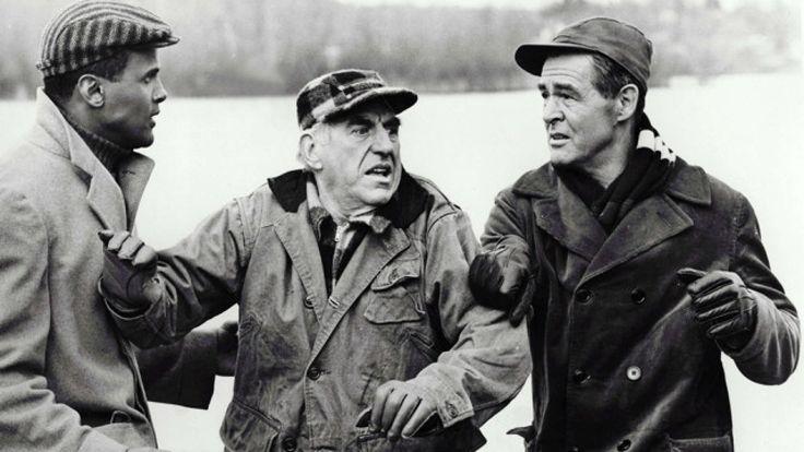 *d   'Odds Against Tomorrow',1959 / Ed Begley,Harry Belafonta,Robert Ryan