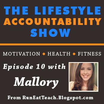 10: Mallory talks about overcoming self esteem issues by changing her views on health and fitness - @Mallory Puentes Hood