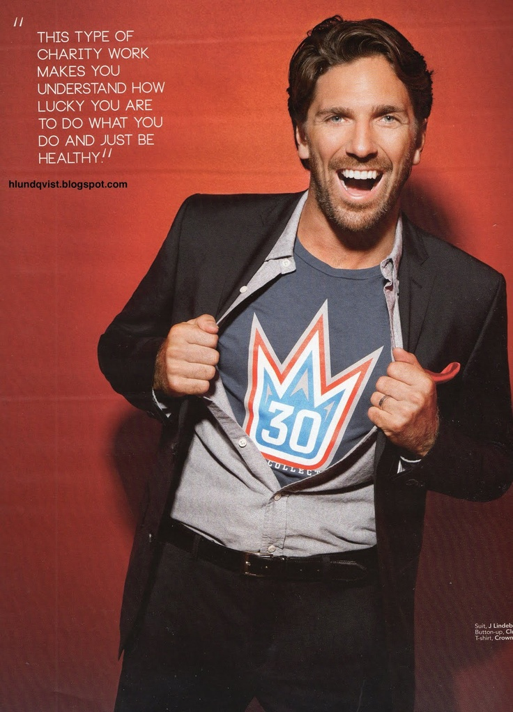 The Henrik Lundqvist Blog: Henrik Lundqvist Downtown Magazine Scans