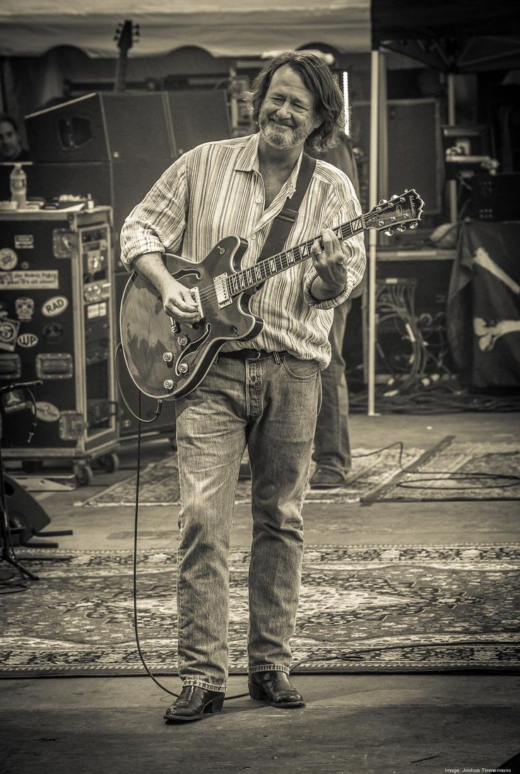 A Q&A with John Bell of Widespread Panic (SLIDESHOW) - Atlanta Business Chronicle