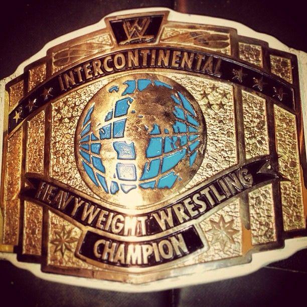 #WWE Intercontinental Championship