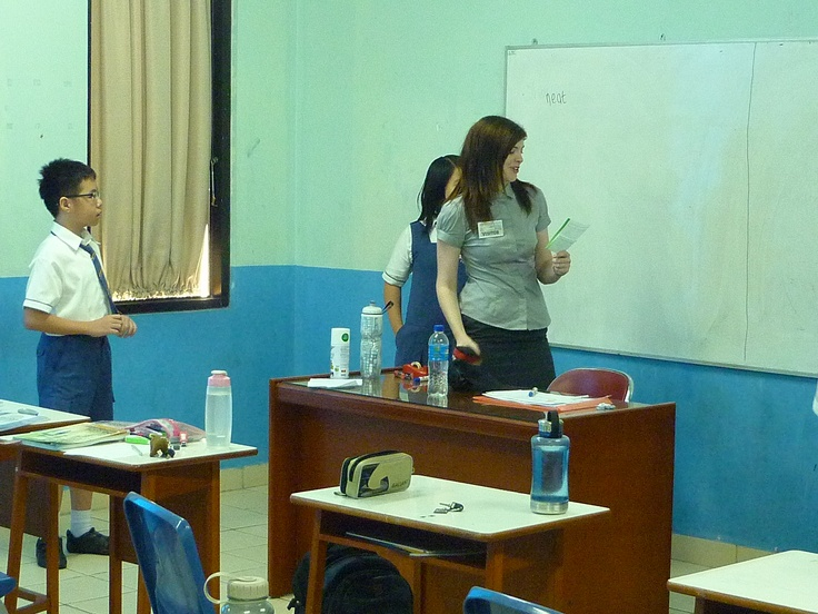 Samantha's teaching practice  TEFL Indonesia,Get certified and teach English.Teach English and see the world