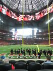 Two (2) Field Level Suite Tickets to the Falcons vs. Panthers Game on Dec. 31
