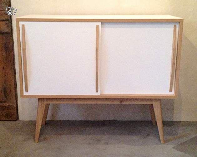 17 meilleures id es propos de bahut scandinave sur. Black Bedroom Furniture Sets. Home Design Ideas