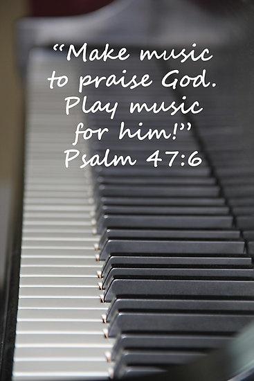 """""Psalm 47:6"" by Carter L. Shepard"" by echoesofheaven   Redbubble"