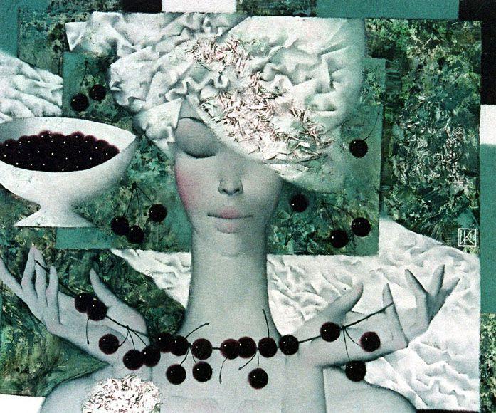 Ripe cherry Irina Kotova