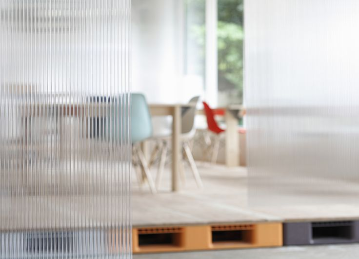 Plastic Palette Polycarbonate Panels By Mozilla Factory Open - Source furniture