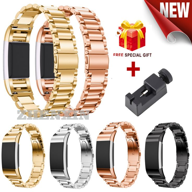 Top qaulity Rvs Horlogeband Voor Fitbit Lading 2 HR Band Armband Strap voor Fitbit Lading 2 Activiteit Polsband Black in Silicone Replacement Band for For Fitbit Charge 2 Heart Rate Smart Wristband Bracelet Wearable Belt Strap For Fitbit Cha van   op AliExpress.com | Alibaba Groep