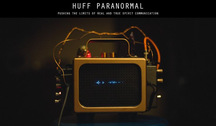 Huff Paranormal