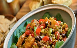 Πρωτότυπη σαλάτα με φακές, λαχανικά και μπαλσαμικό ξύδι - Νέα Διατροφής