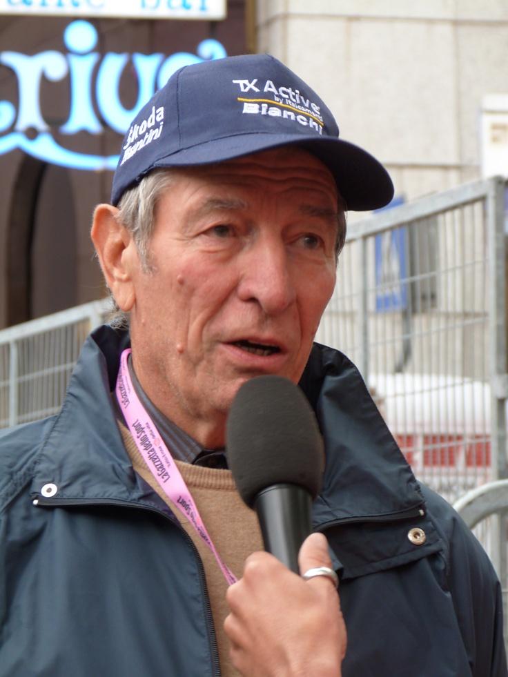 Felice Gimondi compie 70 anni al Lombardia 2012