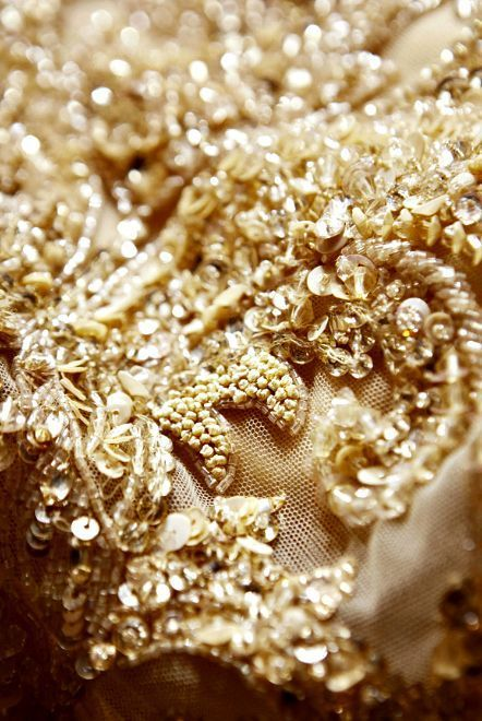 """mademoiselle-rose-things: """" Elie Saab - Haute Couture Details """""""