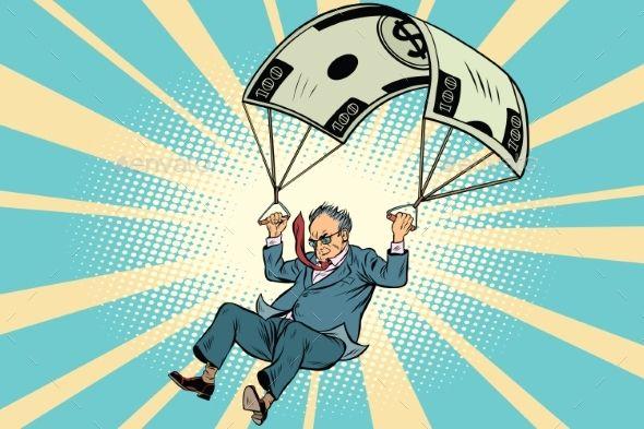 Retired Golden Parachute Financial Compensation