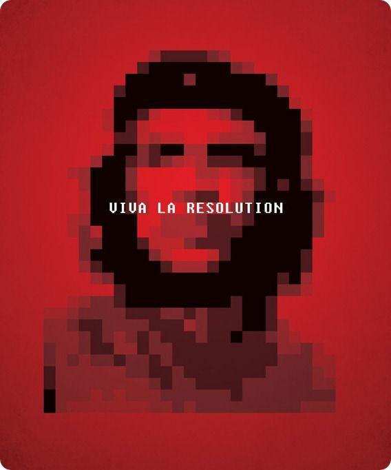 Viva la resolution!