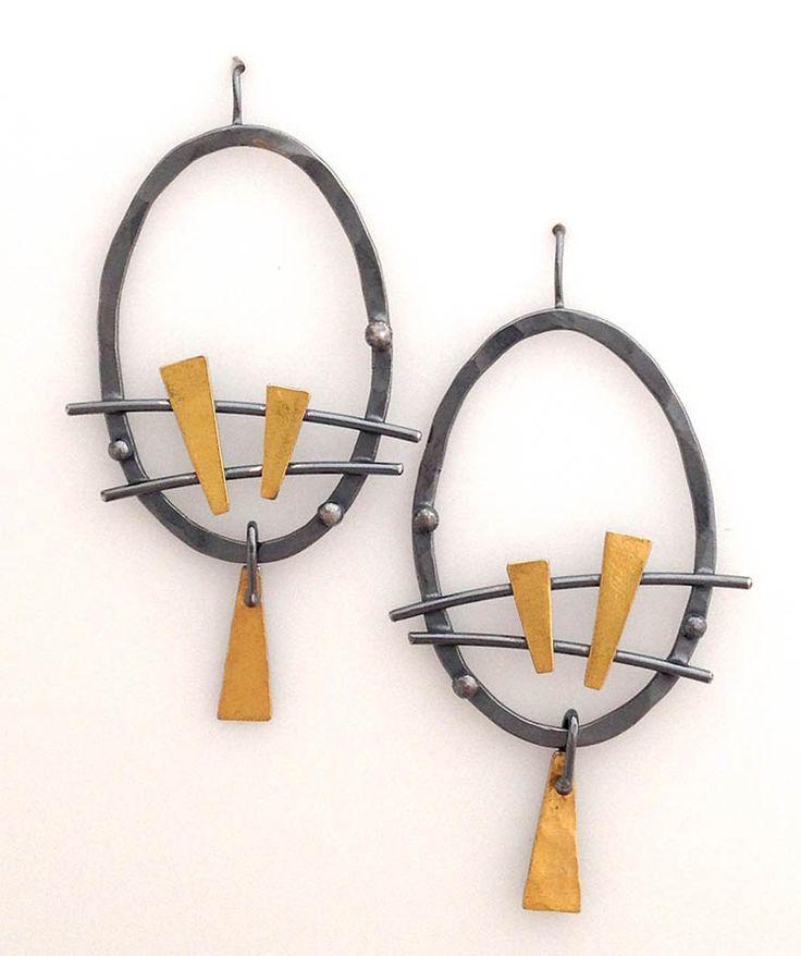 Elaine Rader earrings