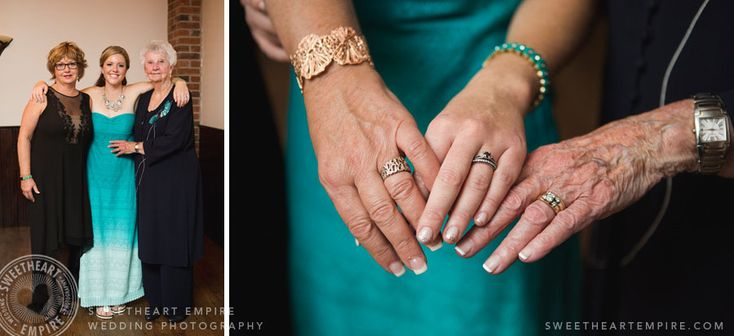grandmothers wedding ring #sweetheartempirephotography