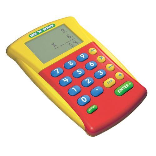 See N Solve Visual Calculator Cl Pack Set Of 12