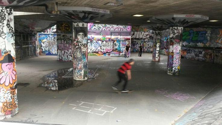 London skatepark
