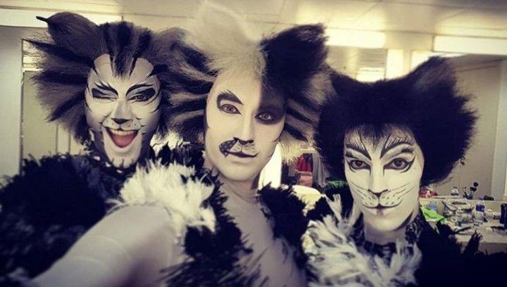 Robin Lake 2016 Cats World Tour Understudy Originally Played