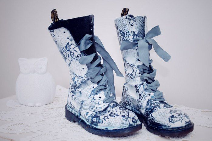 Старые ботинки в новом декоре. Обсуждение на LiveInternet - Российский Сервис Онлайн-Дневников