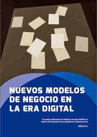 Red de Bibliotecas del Instituto Cervantes: Nuevos modelos de negocio en la era digital