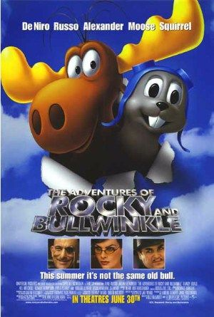 The Adventures Of Rocky & Bullwinkle 2000 Online Full Movie.This is an action,animated adventure comedy movie,which directed by  Des McAnuff.It tells about Rocky and Bullwinkle have been living…